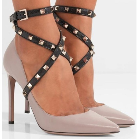 Valentino Shoes - ❌SOLD❌Authentic Valentino Rockstud Wrap